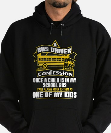Bus Driver Confession Once Child In Sch Sweatshirt