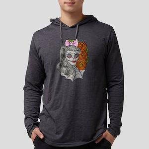 Rockabilly Girl Long Sleeve T-Shirt