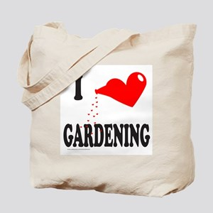I HEART GARDENING Tote Bag