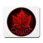 Canada Maple Leaf Souvenir Mousepad