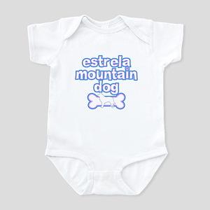 Powderpuff Estrela Infant Bodysuit