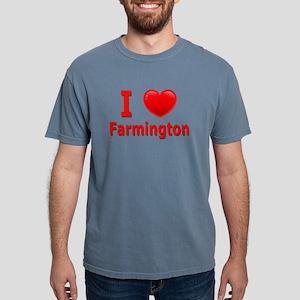 I Love Farmington Women's Dark T-Shirt