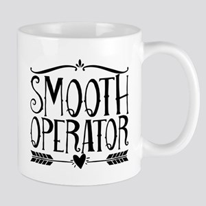 Smooth Operator Mugs