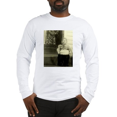 Sample of a (an) Long Sleeve T-Shirt