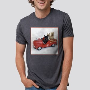 CairnTerrier Fire Crew T-Shirt