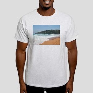 Palm Beach Surf, Sydney NSW Ash Grey T-Shirt