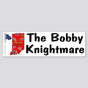 IN-Bobby! Bumper Sticker