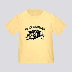 MONORAIL CAT - Baby/Toddler T-Shirt