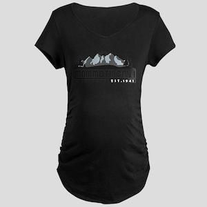 Mammoth Cave - Kentucky Maternity T-Shirt