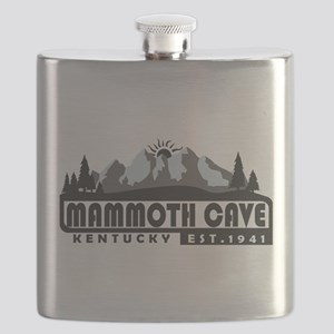 Mammoth Cave - Kentucky Flask