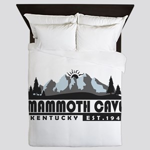 Mammoth Cave - Kentucky Queen Duvet