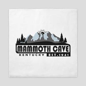 Mammoth Cave - Kentucky Queen Duvet