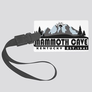 Mammoth Cave - Kentucky Large Luggage Tag