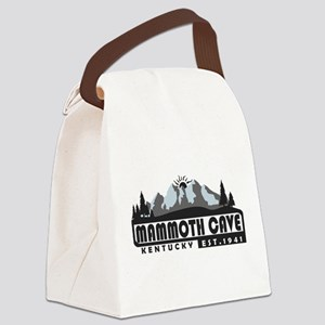 Mammoth Cave - Kentucky Canvas Lunch Bag