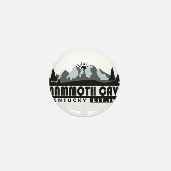 Mammoth Cave - Kentucky Mini Button