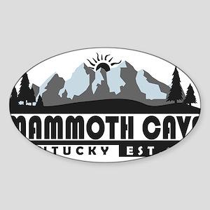 Mammoth Cave - Kentucky Sticker