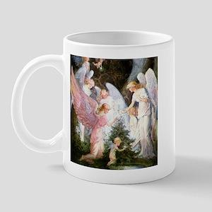 THE FIRST CHRISTMAS TREE Mug