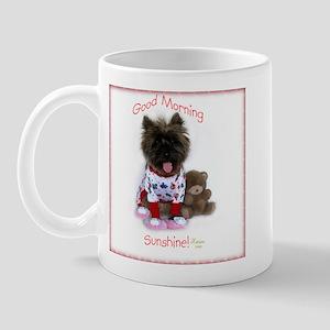 Cairn Terrier Good Morning Mug