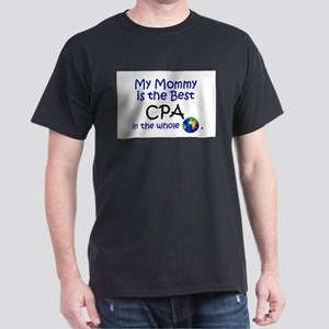 Best CPA In The World (Mommy) T-Shirt