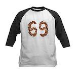 69 Kids Baseball Jersey
