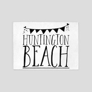 Huntington Beach 5'x7'Area Rug