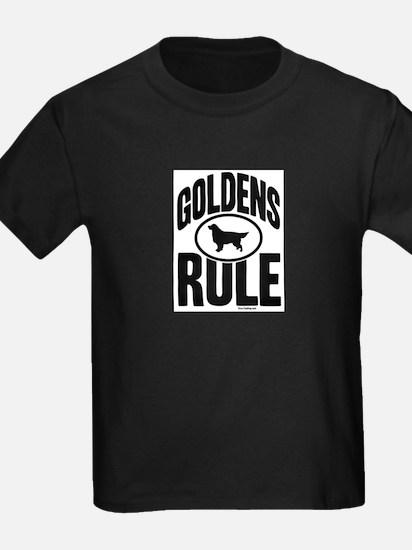 Golden Retrievers Rule T