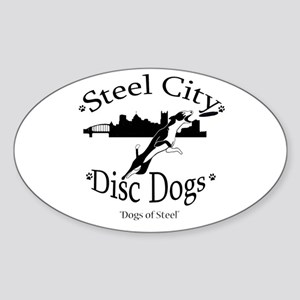 Steel City Disc Dogs Sticker!