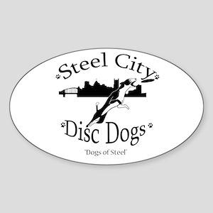 Steel City Disc Dogs Sticker!