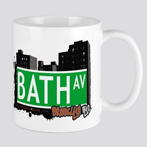 BATH AVENUE, BROOKLYN, NYC Mug