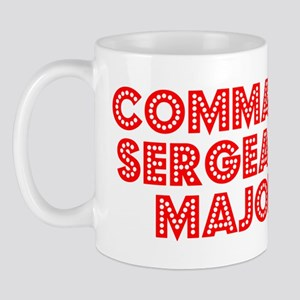 Retro Command Ser.. (Red) Mug