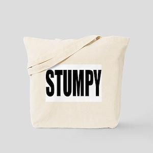 Stumpy Tote Bag