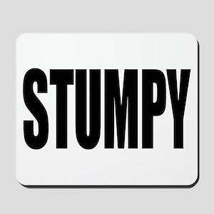 Stumpy Mousepad