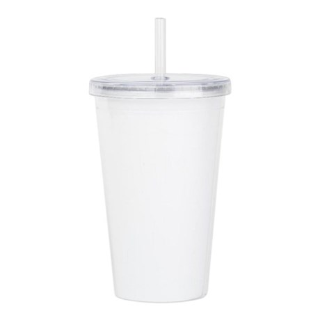 My Synergy and me. Acrylic Double-wall Tumbler