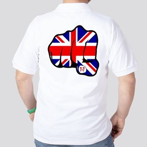 Union Jack Fist 7/7 Golf Shirt