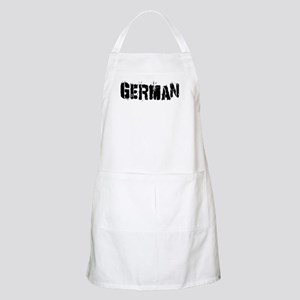 I Am German BBQ Apron