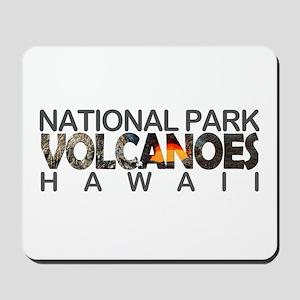 Hawaii Volcanoes - Hawaii Mousepad