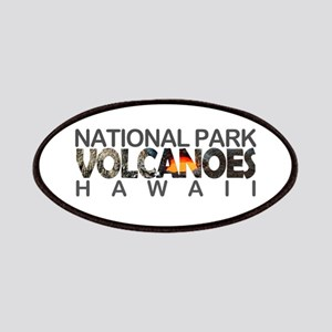 Hawaii Volcanoes - Hawaii Patch