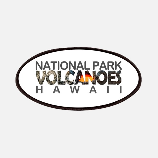 Hawaii Volcanoes - Hawaii Patch