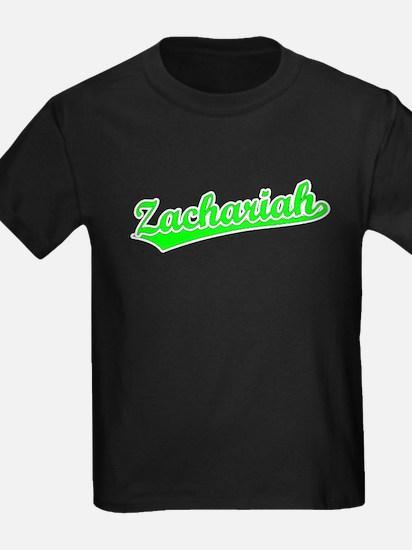 Retro Zachariah (Green) T