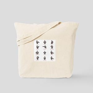 Penalties Tote Bag