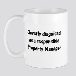 Property Manager Mug