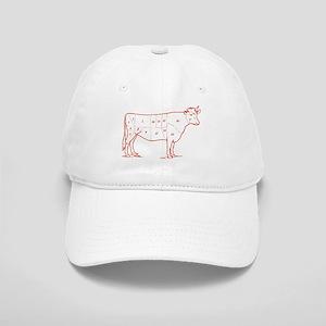 Retro Beef Cut Chart Cap