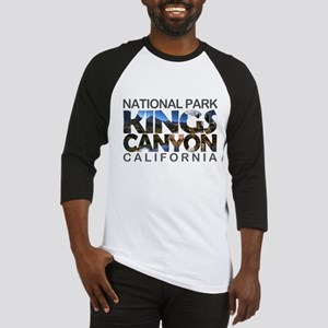 Kings Canyon - California Baseball Jersey