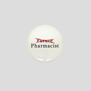 Future Pharmacist No More Mini Button
