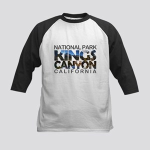 Kings Canyon - California Baseball Jersey