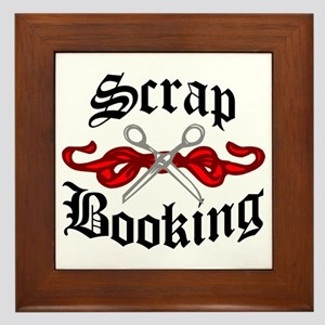 Hip Scrapbooking Framed Tile