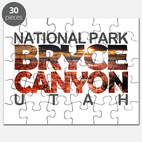Bryce Canyon - Utah Puzzle
