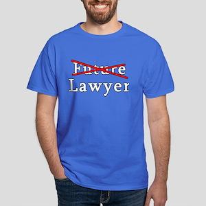 No Longer Future Lawyer Dark T-Shirt