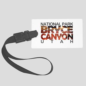 Bryce Canyon - Utah Large Luggage Tag