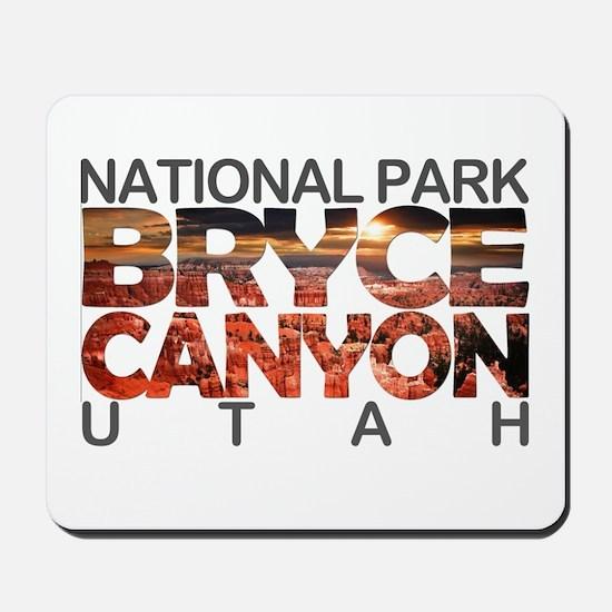 Bryce Canyon - Utah Mousepad